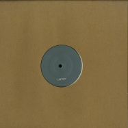 Back View : Untidy - UNTIDY005 (VINYL ONLY / CLEAR VINYL) - Untidy / UNTIDY005