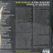 Back View : Bob Marley & The Wailers - LIVELY UP YOURSELF - ROOTS OF A REVOLUTION 1967-1971 (2X12 LP + MP3) - Wewantsounds / WWSLP6