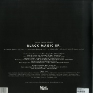 Back View : Kasper Bjorke & Colder - BLACK MAGIC EP - Throne Of Blood / TOB055