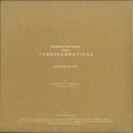 Back View : Deepchord & Fluxion Present: Transformations - ACCUMULATE EP - Vibrant Music / VMR001