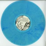 Back View : Anton Kubikov - KRAXX TRAXX EP (180G COLORED / VINYL ONLY) - Heisenberg / HSBRGV008