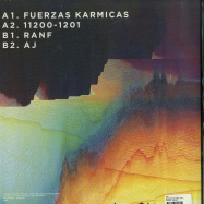 Back View : Z@P - INNERWORLDS (VINYL ONLY) - El Milagro / ELMIL004