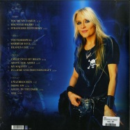 Back View : Doro - WARRIOR SOUL (LTD. BLUE 2LP) - Rare Diamonds Productions / RDP005-V