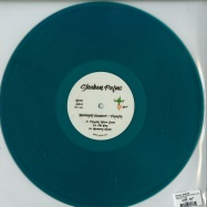 Back View : Midnight Runners - TAGALOG EP (CLEAR GREEN VINYL) - Shaken Palms / SP01