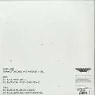 Back View : Tomasz Guiddo / Nirosta Steel - Go Back (Kalabrese, Shahrokh Dini RMX) - COMPOST DISCO / CODIS019-1