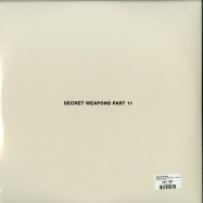 Back View : Various Artists - SECRET WEAPONS PART 11 (4XLP / 2021 REPRESS) - Innervisions / IV84