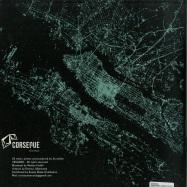 Back View : Ascorbite - MACROCOSMIC FRAMEWORK (2LP) - Corseque Records / CRSQ008