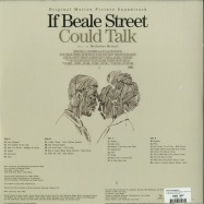 Back View : Nicholas Britell - IF BEALE STREET COULD TALK O.S.T. (180G 2LP) - Invada Records / 39146741