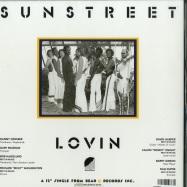 Back View : Sunstreet - LOVIN - Rain&Shine / RSR006