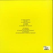 Back View : Meetsysteem - GEEN SIGNAAL (LP) - Nous klaer Audio / OEMOEMENOE3