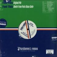Back View : Torbjoern Langborn & The Feel Life Orchestra - FEEL LIFE (DIMITRI FROM PARIS REMIX) - PARDONNEZ-NOUS / PN 002