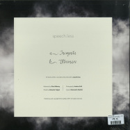 Back View : speech.less - INCOGNITA EP (180G VINYL + MP3) - Snowflake Soundtracks / SWF001V