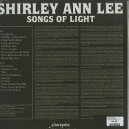 Back View : Shirley Ann Lee - SONGS OF LIGHT (LTD BROWN LP) - Numerophon / NPH44003-C1