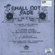 Back View : Various Artists - 4 YEARS OF SERVICE (2LP) - Shall Not Fade / SNFLP002