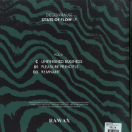 Back View : Diego Krause - STATE OF FLOW LP (PART 2) - RAWAX / RAWAX-S00.2