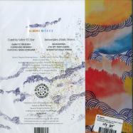 Back View : Quantic / Nickodemus - EL BUHO REMIXES (CLEAR 7 INCH) - Wonderwheel / WONDER145