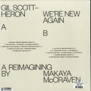 Back View : Gil Scott-Heron - WERE NEW AGAIN - A REIMAGINING BY MAKAYA MCCRAVEN (LP) - XL Recordings / XL1006LP / 05189641