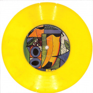Back View : Unknown - NAPLES DO JANEIRO / DANGER ZONE (YELLOW 7 INCH) - Made to Dance / MTD02 / MTD002