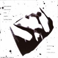 Back View : Luar Domatrix - NOVA VIDA PASSADA (LP) - Domestic Exile / DEX006