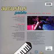Back View : Augustus Pablo - BLOWING WITH THE WIND (LP) - Greensleeves / GREL149