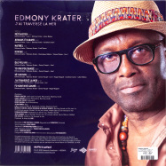 Back View : Edmony Krater - JAI TRAVERSE LA MER (LP) - Heavenly Sweetness / HS206VL