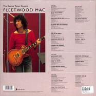 Back View : Fleetwood Mac - THE BEST OF PETER GREENS FLEETWOOD MAC (2LP + MP3) - Sony Music / 19439813981