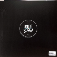 Back View : Hotmood / C Da Afro / Ziggy Phunk / Alexny - DISCIPLINE OF SWING VOL 2 (140 G VINYL) - See-Saw / SSWVNLZD 002