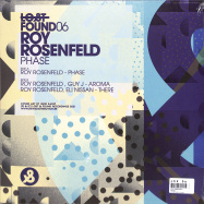 Back View : Roy Rosenfeld - PHASE - LOST&FOUND / Found06