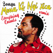 Back View : Bonga - MONA KI NGI XICA REMIXES - MoBlack Records / MBRV014