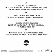 Back View : Clueso - ALBUM (2LP) - Epic Local / 19439928721