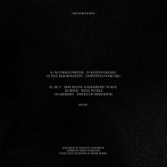 Back View : Various Artists - FIGHT CLUB VOL. 1 (SPLATTER COLOUR VINYL + DL) - Outworld / OW007