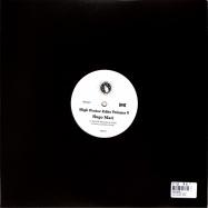 Back View : Hugo Mari - HIGH PRAISE EDITS 5 - High Praise Edits / HP005