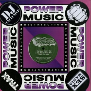 Back View : Electro Force - FUTURE FUNK - Power Music / PMD-045