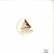 Back View : The Heels Of Love Ft. Hard Ton - CRAZY ( WALTER JONES RMX ) - Under The Shade  / uts015