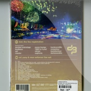 Back View : Various Artists - DECIBEL 2011 LIVE REGISTRATION (CD+DVD) - Cloud 9 Music / cb2s2011005