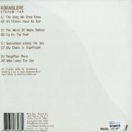 Back View : Korablove - STATUM FAR (2X12 INCH LP) - Pro-Tez 031