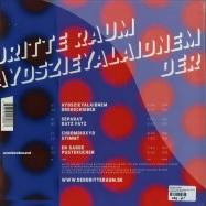 Back View : Der Dritte Raum - AYDSZIEYALAIDNEM (2X12 INCH LP + MP3) - Der Dritte Raum / DDR012LP
