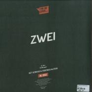 Back View : Get Serious & Federico Alfieri - ZWEI - I m In Love / iil02