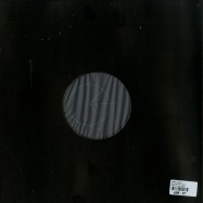 Back View : Ilario Liburni - RIGHT EP (VINYL ONLY) - Invade Records / INV007