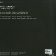 Back View : Manu Gonzalez - SMOKING WEED - Oblack Label / OBLACK019