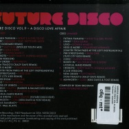 Back View : Various Artists - FUTURE DISCO VOL.9 (2XCD) - Needwant / needcd23