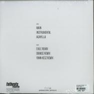 Back View : Union Analogtronics & Blu - LA COUNTING (10 INCH) - Fat Beats / fb2548