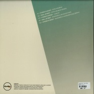 Back View : Stereoyunost / Wall $treet - SPLIT EP - Mysidian / MSDN1205