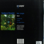 Back View : Cardace & Perazzini - NOIR JUNGLE PART 1 - Dissonant / DS032