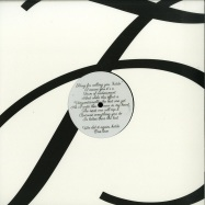 Back View : Tape Hiss - JACOBS LADDER - Love Notes / LVNO 12
