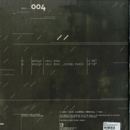 Back View : Mihigh - ROLLOVER EP (RHADOO REMIX) - Midi Records Romania / MRR004