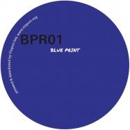 Back View : Unknown - UNKNOWN (VINYL ONLY) - Blue Print / BPR01