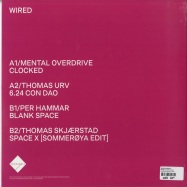 Back View : Various Artists - WIRED EP (VINYL ONLY) - Sommeroya Records / SO02