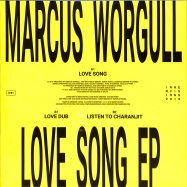 Back View : Marcus Worgull - LOVE SONG EP - Innervisions / IV81