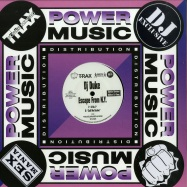 Back View : DJ Duke - ESCAPE FROM N.Y. - Power Music / PMR-040